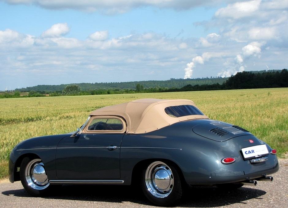 356 Vintage Roadster im Carrera GT Racing Design – FOR SALE | CAR ...